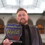 Ausgezeichneter Held der Straße Hanko Penshorn