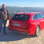 Lars testet den neuen Audi A4 Avant