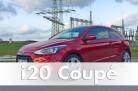 Hyundai i20 Coupé bei uns im Test. Foto: http://die-autotester.com