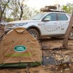 Im Outback schläft man im Swag, einem Einmannzelt