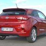 Hyundai i20 Coupe: Trotz sportlicher Linien viel Platz