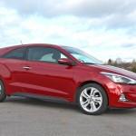 Hyundai i20 Coupe: Dynamik und Platz vereint