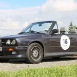 BMW M3 Cabrio der E30 Baureihe