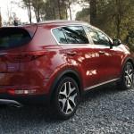 Max 1492 Liter Kofferraum bietet der Kia Sportage 2016