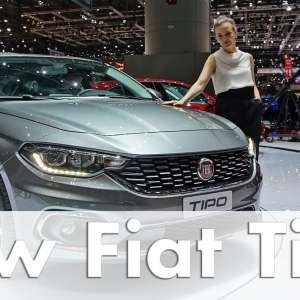 Genf 2016: Fiat Tipo Familie feiert Weltpremiere ...