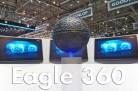 Goodyear Eagle 360 in Genf.