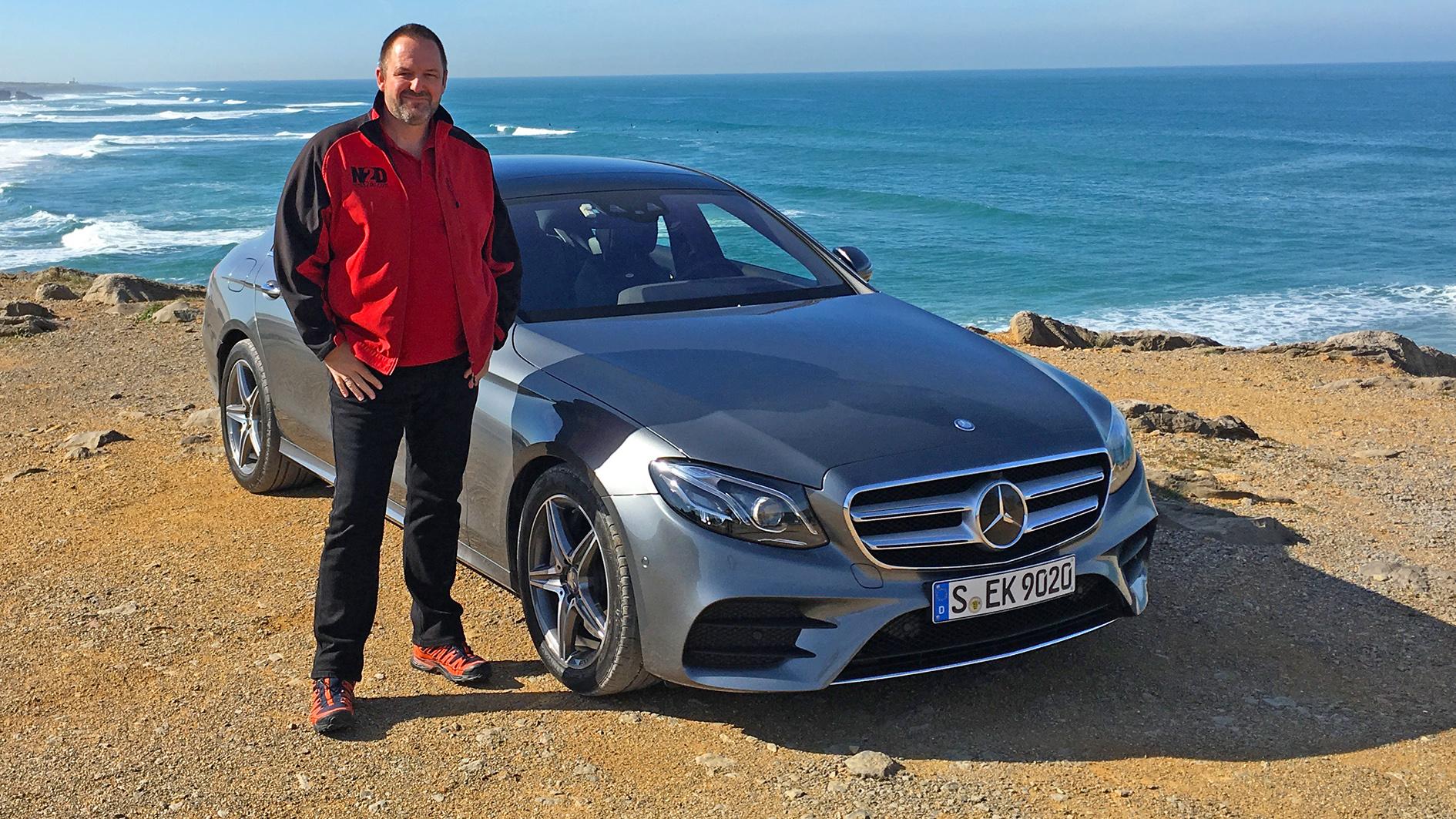 Neue Mercedes Benz E Klasse 2017 E 350 D Test Fahrbericht
