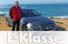 Die neue Mercedes-Benz E-Klasse im Test. Foto: http://die-autotester.com