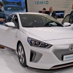 Hyundai IONIQ Electric in Genf