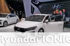 Hyundai IONOQ Plug-in Hybrid in Genf