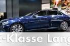 Die E-Klasse mit langem Radstand bietet 14 cm mehr Platz. Foto: Mercedes / http://die-autotester.com