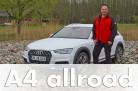 Lars Hönkhaus testet den Audi A4 allroad quattro  2.0 TDI offroad. Foto: http://die-autotester.com