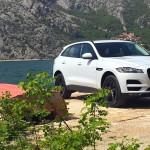Jaguar F-Pace Diesel in Montenegro