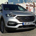 Hyundai Santa Fe 2016: Mit neuer Front und viel neuer Technik