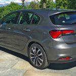 Der Tipo bietet mehr Kofferraum als der VW Golf