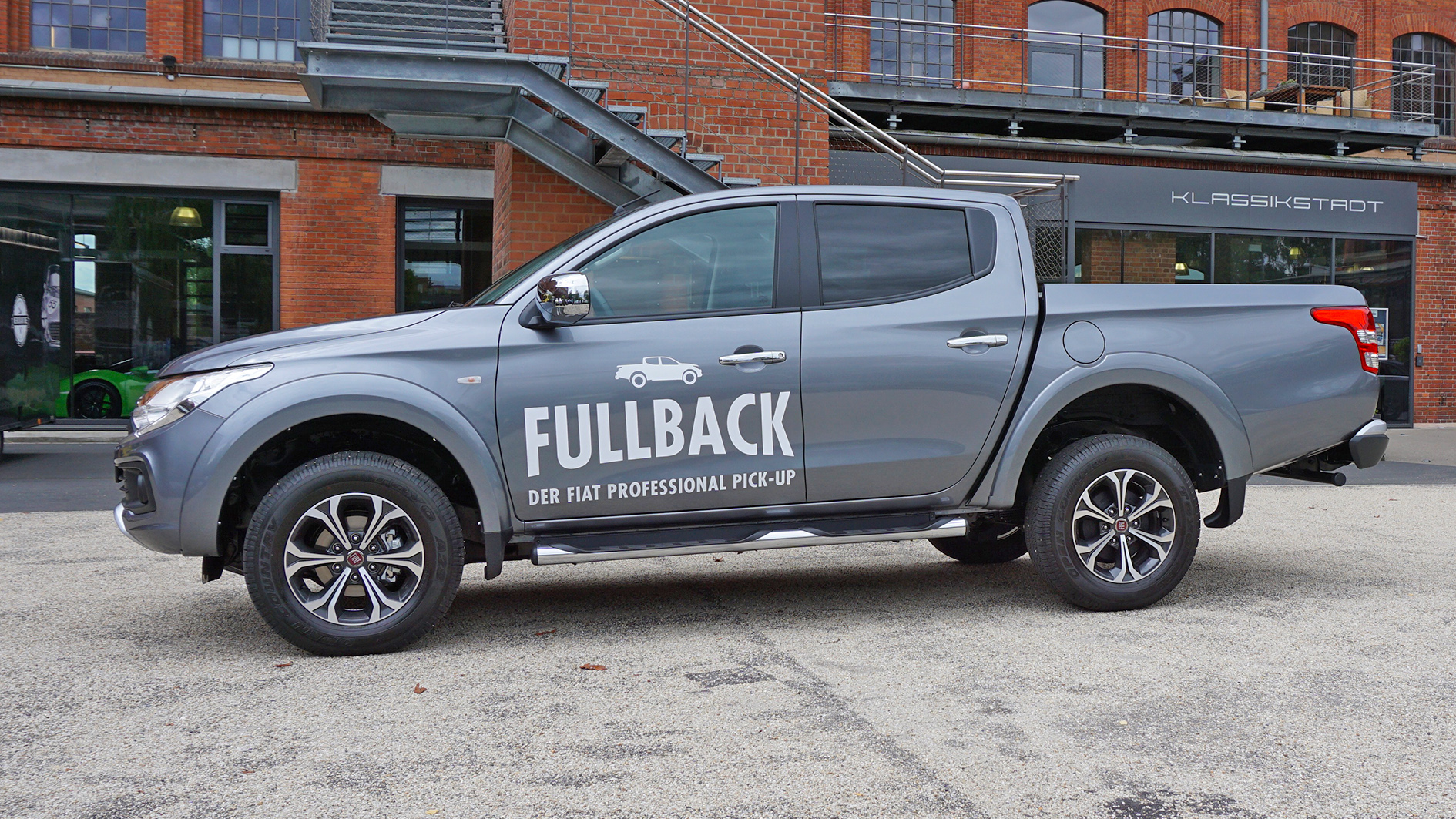 fahrbericht fiat fullback 2016 pickup test auto. Black Bedroom Furniture Sets. Home Design Ideas