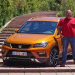 2016 Seat Ateca 2.0 TDI 4Drive
