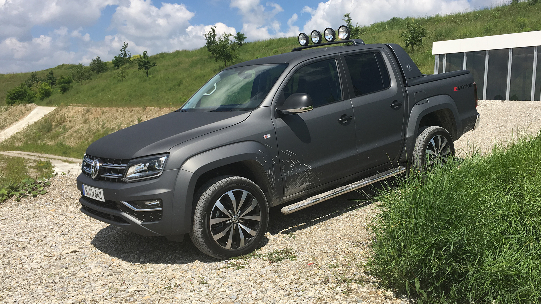 2016 volkswagen amarok 3 0 tdi 2017 test fahrbericht auto die. Black Bedroom Furniture Sets. Home Design Ideas