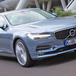Volvo S90 T5 Testbericht Juli 2016