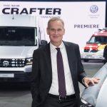 Weltpremiere VW Crafter 2016