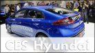 CES 2017 Hyundai: Der Hyundai Ionic Electric fährt nun auch autonom. Foto: Hyundai / http://die-autotester.com