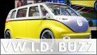 Volkswagen Elektrobus I.D. BUZZ auf der NAIAS 2017. Foto: http://die-autotester.com