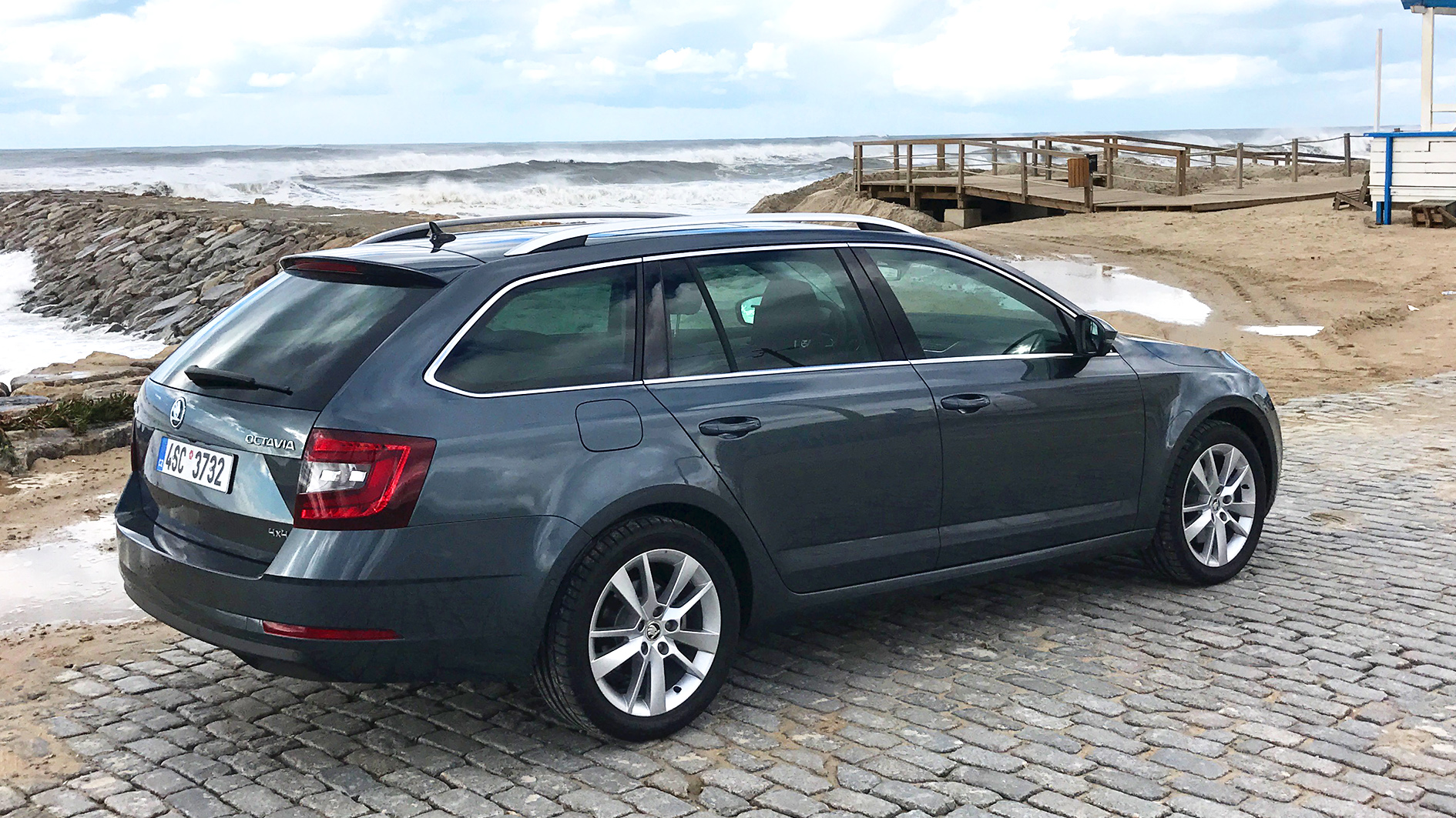 skoda octavia 2017 facelift 2 0 tdi combi test fahrbericht auto deutsch die autotester. Black Bedroom Furniture Sets. Home Design Ideas