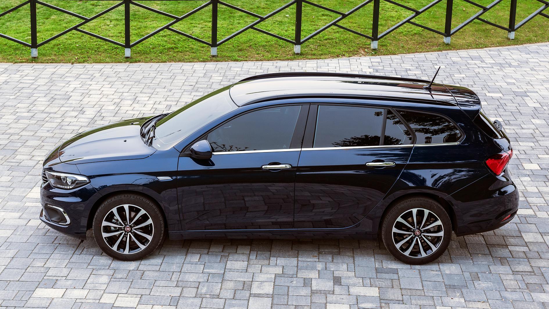 fiat tipo kombi dct test fahrbericht 2017 auto deutsch die autovideo. Black Bedroom Furniture Sets. Home Design Ideas