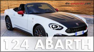 Abarth 124 Spider / Fiat 124 Spider Test & Fahrbericht. Foto: Fiat / http://die-autotester.com