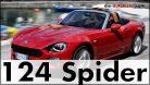 Fiat 124 Spider Test und Fahrbericht zur Eröffnung der Cabrio Saison. Foto: Fiat / http://die-autotester.com