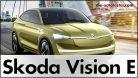 Skoda Vision E - Weltpremiere auf der Shanghai Motorshow. Quelle: Skoda / http://die-autotester.com