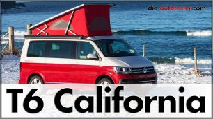 VW T6 California 2017 auf den Lofoten unterwegs. Quelle: VW / http://die-autotester.com