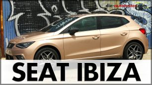 2017 SEAT IBIZA 1.0 TSI XCELLENCE Test & Fahrbericht. Foto: http://die-autotester.com