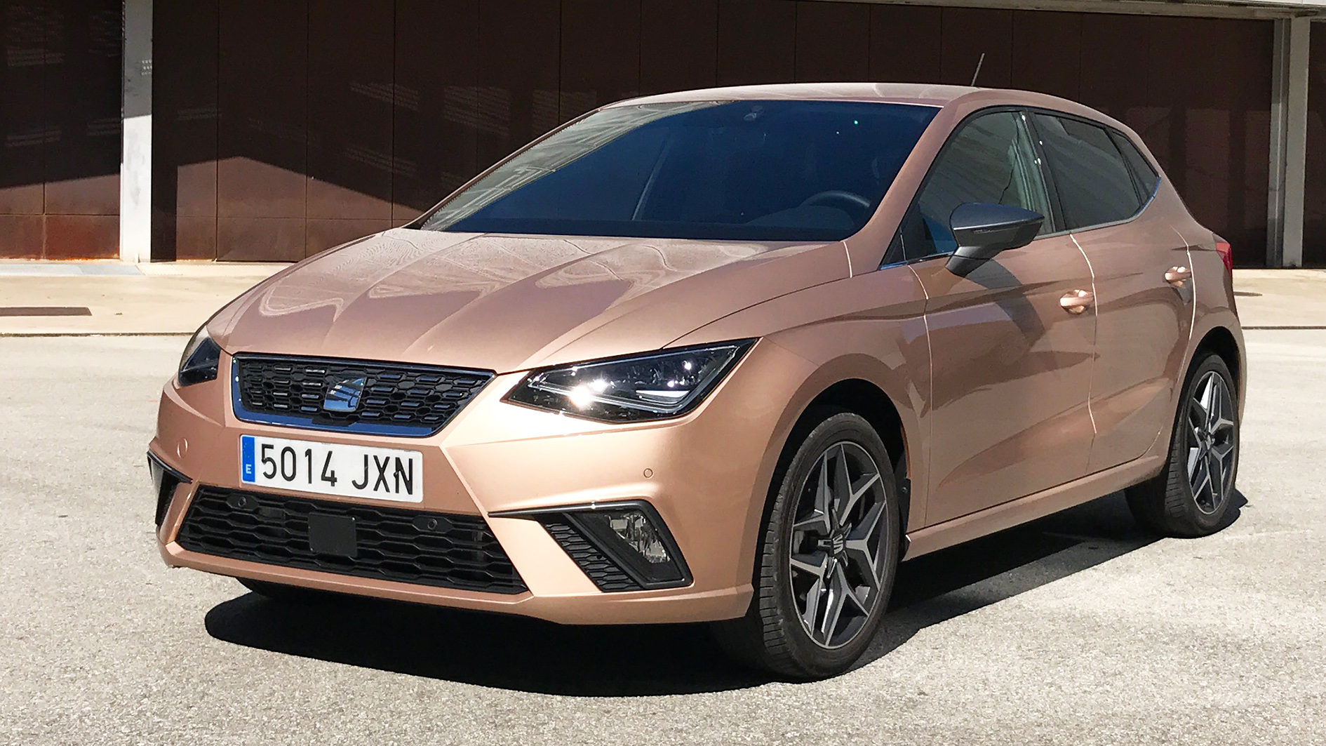 seat ibiza 1 0 tsi 115 ps test fahrbericht auto deutsch die autovideo. Black Bedroom Furniture Sets. Home Design Ideas