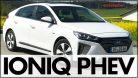 Hyundai INOIQ Plug-In-Hybrid PHEV 2017  Test & Fahrbericht. Foto: http://die-autotester.com