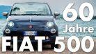 Der Fiat 500 feiert 60. Geburtstag. Foto: Fiat / http://die-autotester.com