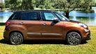 Fiat 500L Modell 2018 Test & Fahrbericht aus München. Foto: Fiat / http://die-autotester.com