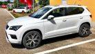 Seat Ateca FR und Seat Leon Cupra 300. Test & Fahrbericht. Foto: http://die-autotester.com