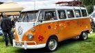 VW T1 Camper beim Bulli Summer Festival 2017. Foto: http://die-autotester.com