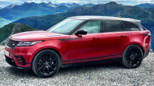 Range Rover Velar D300 AWD R-Dynamic HSE Test & Fahrbericht. Foto: Range Rover / http://die-autotester.com