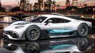 Weltpremiere des Showcar Mercedes-AMG Project ONE. Foto: Daimler / http://die-autotester.com