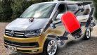 2017 VW T6 Mulitvan & DJI Spark. Foto: http://die-autotester.com