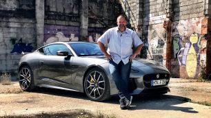 2017 Jaguar F-Type SVR Coupé Test & Fahrbericht. Foto: http://die-autotester.com