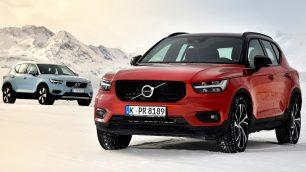 2018 Volvo XC40 T5 R-Design Test & Fahrbericht. Foto: Volvo / http://die-autotester.com