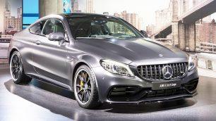 Mercedes-AMG C-Klasse Weltpremiere in New York. Foto: Daimler / http://die-autotester.com