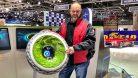 Goodyear Oxygene Konzeptreifen auf dem Autosalon Genf 2018. Foto: http://die-autotester.com