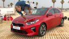 2018 Kia Ceed Modelljahr 2019 Test & Fahrbericht. Foto: die-autotester.com