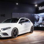 Designwelt der Marke Mercedes-Benz