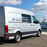 VW e-Crafter Test
