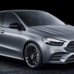 2019 Mercedes-Benz B-Klasse